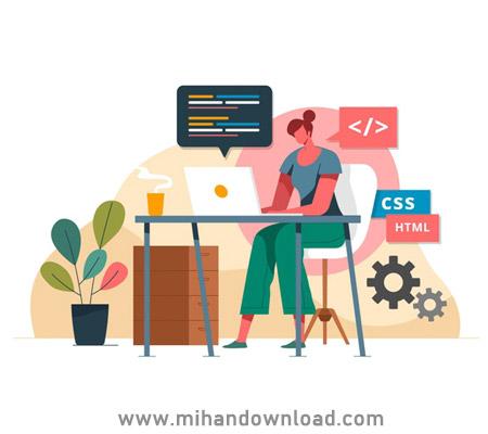 آموزش طراحی وب سایت ساده با CSS