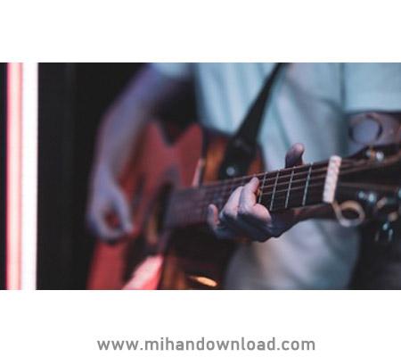 آموزش گیتار اسپانیش با استاد امیر صیف جلسه سوم و چهارم