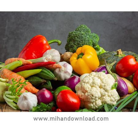 آموزش اسامی سبزیجات در زبان فرانسوی