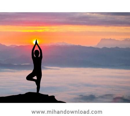 آموزش یوگا فارسی برای افزایش قدرت (مبتدی تا متوسط)