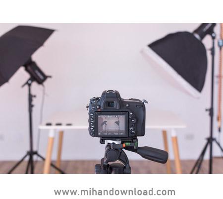 آموزش انواع نور درعکاسی و فیلمبرداری