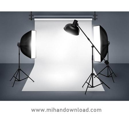 آموزش نورپردازی در عکاسی مد و فشن توسط امیر بیان فر