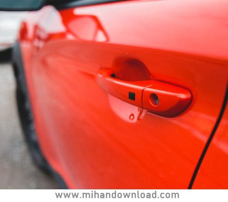 آموزش ادیت عکس خودرو با Photo Stacking