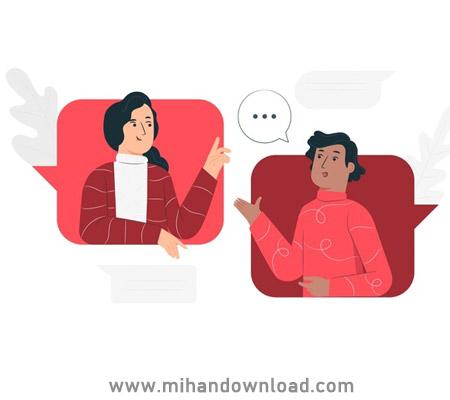 آموزش مکالمه های ضروری زبان انگلیسی