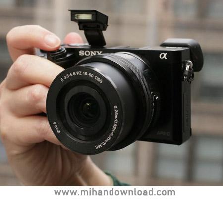 آموزش منو های دوربین سونی sony a7r iii