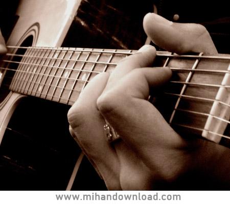 آموزش ملودی گیتار آنشرلی