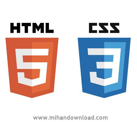 آموزش طراحی قالب وبلاگ در html-css
