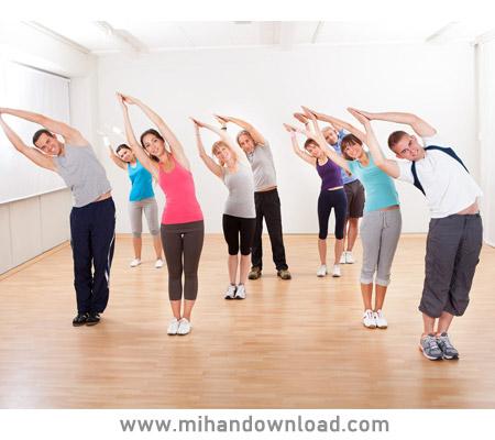آموزش تمرین هوازی ورزشی برای مبتدی ها