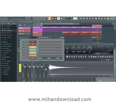 آموزش ساخت بیت الکترونیک در اف ال استودیو
