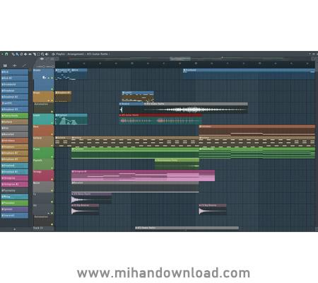 آموزش آهنگسازی با کالیمبا در اف ال استودیو