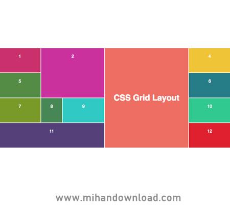 آموزش فلکس باکس و Css Grid