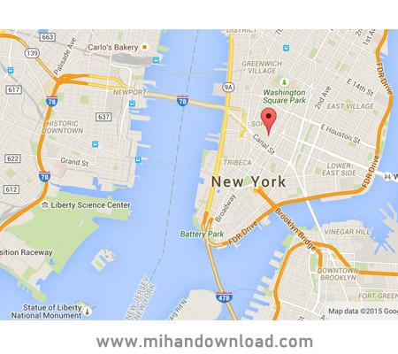 آموزش اضافه کردن نقشه به وب سایت