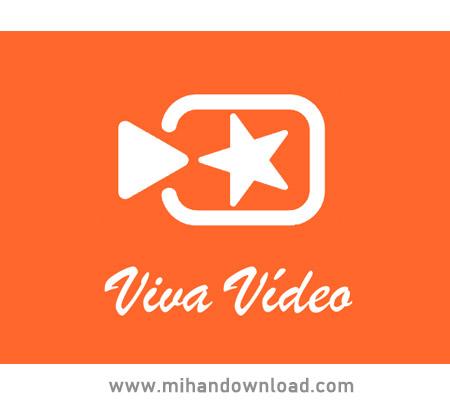 آموزش ساخت کلیپ در برنامه ویوا ویدیو قسمت1
