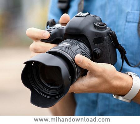 آموزش صفر تا صد عکاسی با دوربین های دیجیتال - جلسه اول