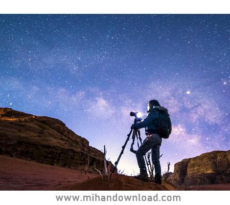 آموزش عکاسی نجومی در ایران - قسمت اول