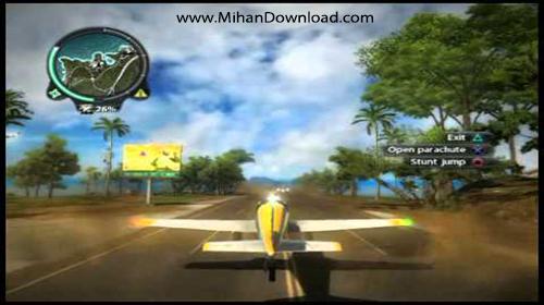 دانلود بازی گردش هوایی Air Hawk 2 برای کامپیوتر