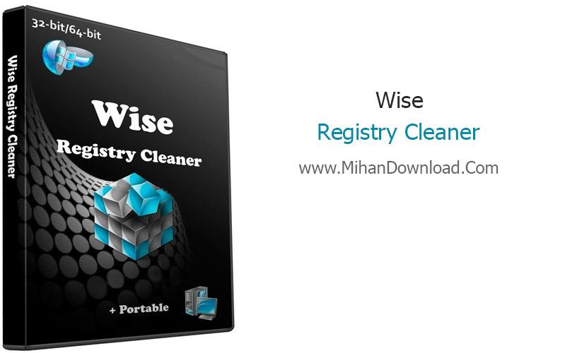 دانلود Wise Registry Cleaner 9.23.596 نرم افزار اصلاح مشکلات رجیستری