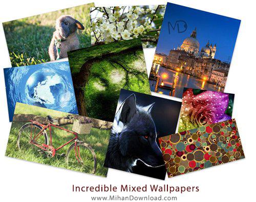 دانلود 90 تصویر با موضوع طبیعت Incredible Mixed Wallpapers