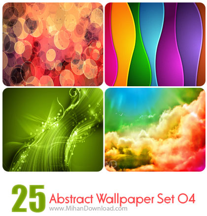 دانلود مجموعه عکس انتزاعي Abstract Wallpapers Set 04