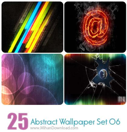 دانلود مجموعه عکس انتزاعي Abstract Wallpapers Set 06