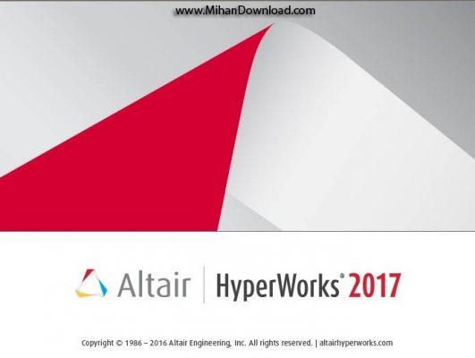 Altair HyperWorks 2017