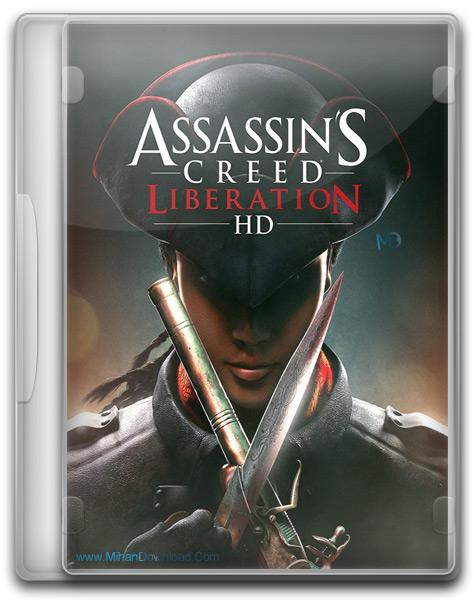 دانلود بازی Assassins Creed Liberation HD