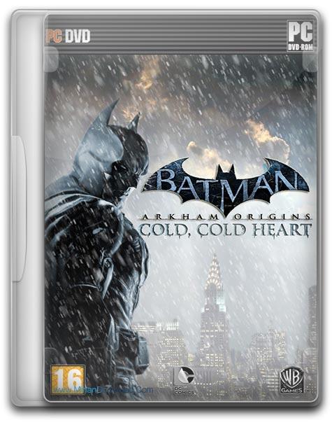 Batman Arkham Origins Cold Cold Heart (1)