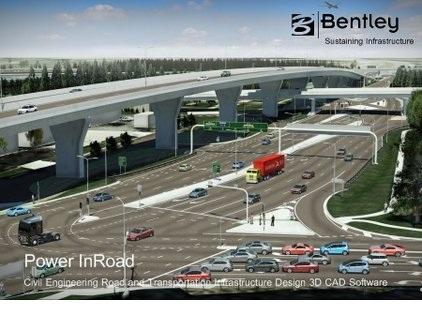 Bentley Power InRoads