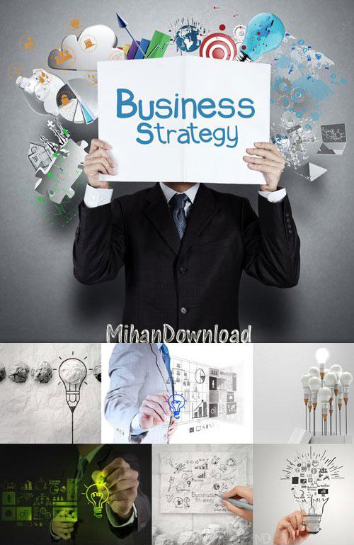 دانلود عکس با کیفیت کسب و کار Stock Photos Business Collection