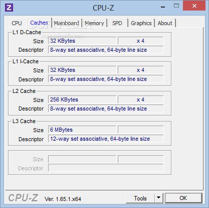 CPU Z 2 دانلود CPU Z 1 67 1 Final نرم افزار مشاهده مشخصات CPU