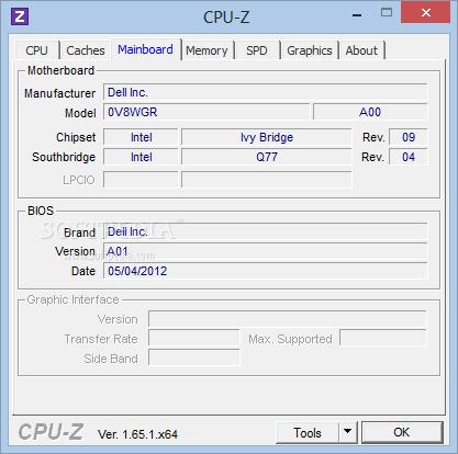 CPU Z 31 دانلود CPU Z 1 67 1 Final نرم افزار مشاهده مشخصات CPU