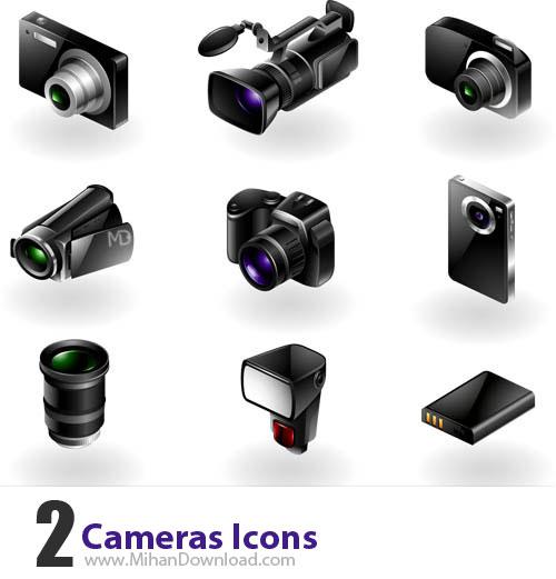 Cameras-Icons