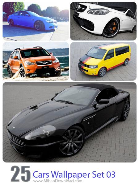 دانلود مجموعه عکس ماشين Cars Wallpaper Set 03