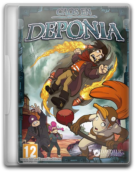 Chaos on Deponia (1)