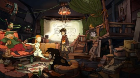 Chaos on Deponia (2)
