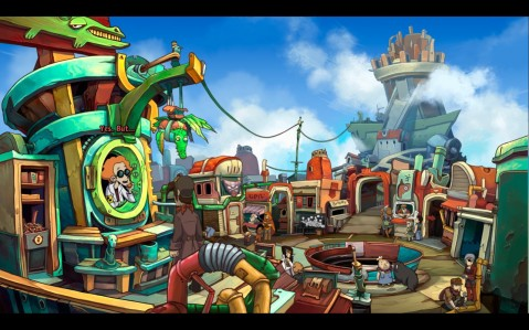 Chaos on Deponia (3)