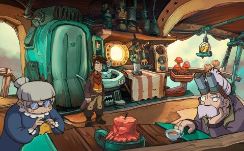 Chaos on Deponia (4)