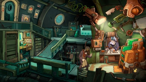 Chaos on Deponia (5)