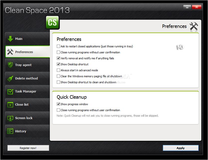 Clean Space Screenshots6