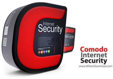 Comodo Internet Security بسته کامل امنیتی Comodo Internet Security Premium 7 0 313494 4115