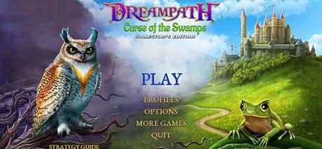 دانلود بازی Dreampath Curse of the Swamps برای کامپیوتر