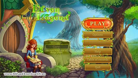 Elven Legend (1)