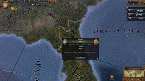 Europa Universalis IV Conquest of Paradise (3)