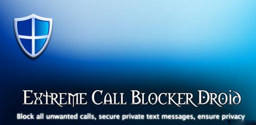 Extreme-Call-Blocker-Droid