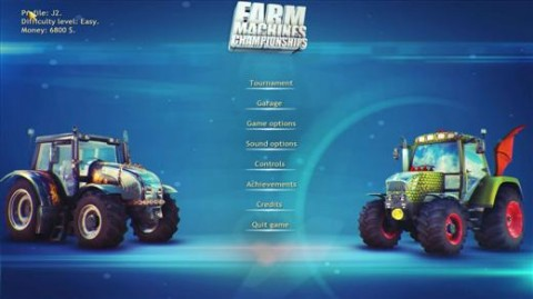 Farm Machines Championships 2014 (2)