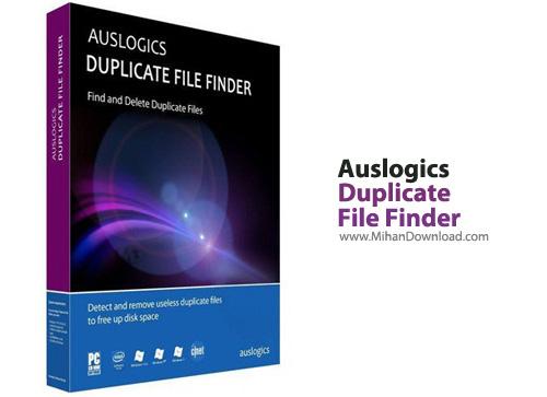 File Finder دانلود Auslogics Duplicate File Finder 3 4 2 0 نرم افزار پیدا کردن فایل های تکراری