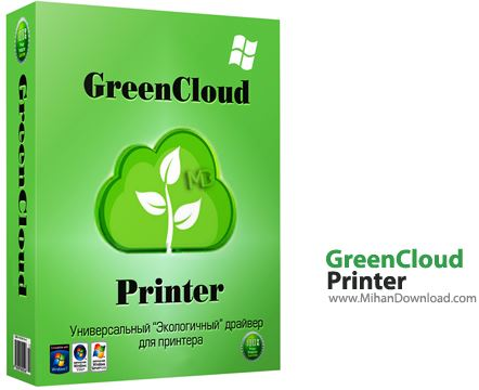 GreenCloud Printer Pro