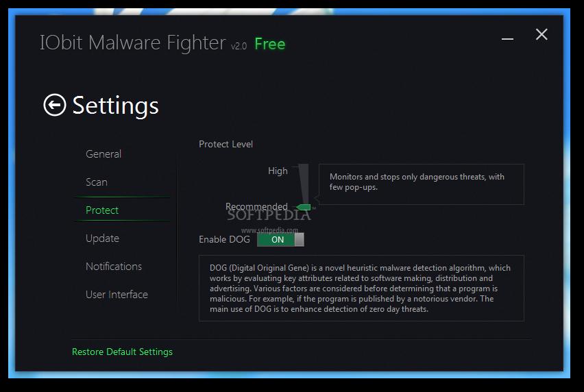 IObit Malware Fighter 12 نرم افزار حذف فایل مخرب IObit Malware Fighter Pro 2 3 0 203 Final