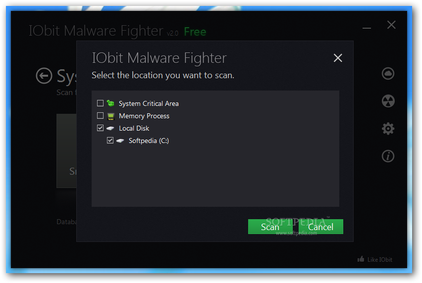 IObit Malware Fighter 5 نرم افزار حذف فایل مخرب IObit Malware Fighter Pro 2 3 0 16 Final