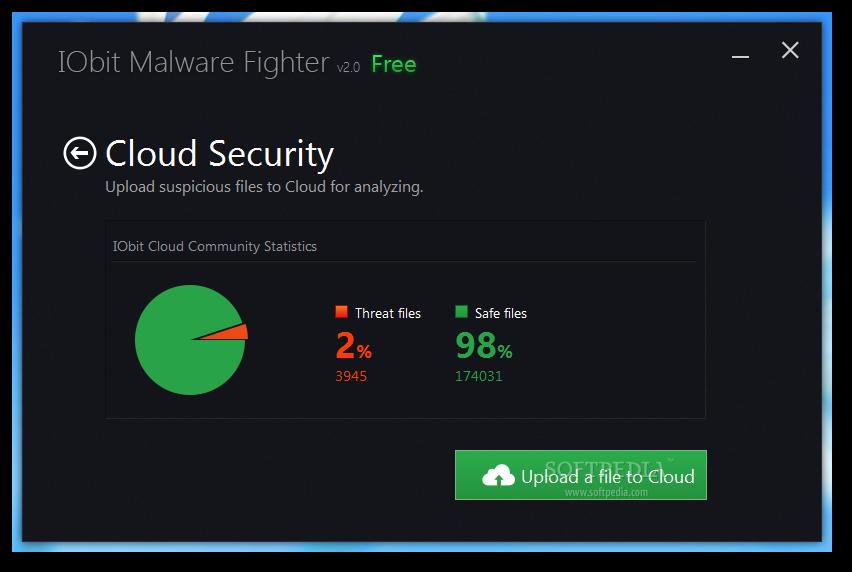 IObit Malware Fighter 8 نرم افزار حذف فایل مخرب IObit Malware Fighter Pro 2 3 0 203 Final